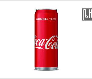 Coca Cola – 330мл
